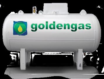 Cisterna GPL Goldengas