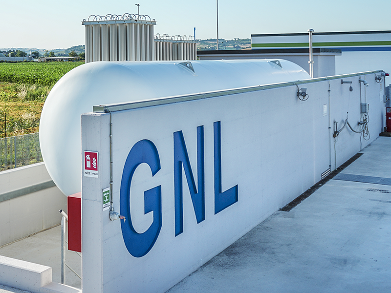 The potential of LNG
